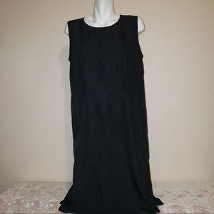 ❄️3/$50 Classic PlainJane Sleeveless Sheath Dress